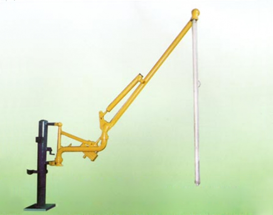 7403GF1 top loading and unloading arm